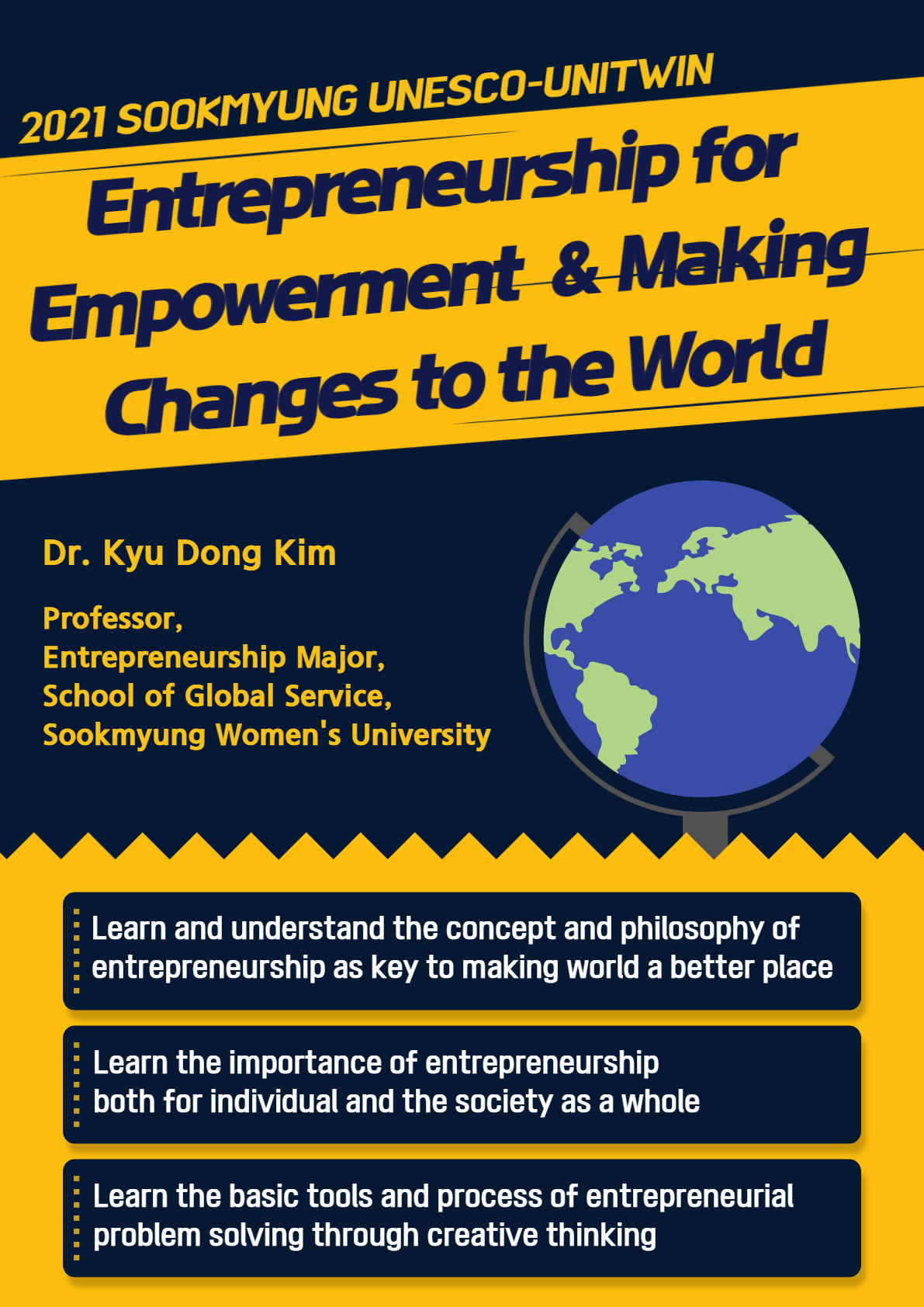 Leadership Lecture. Entrepreneurship for Empowerment and Making changes to the world.png
