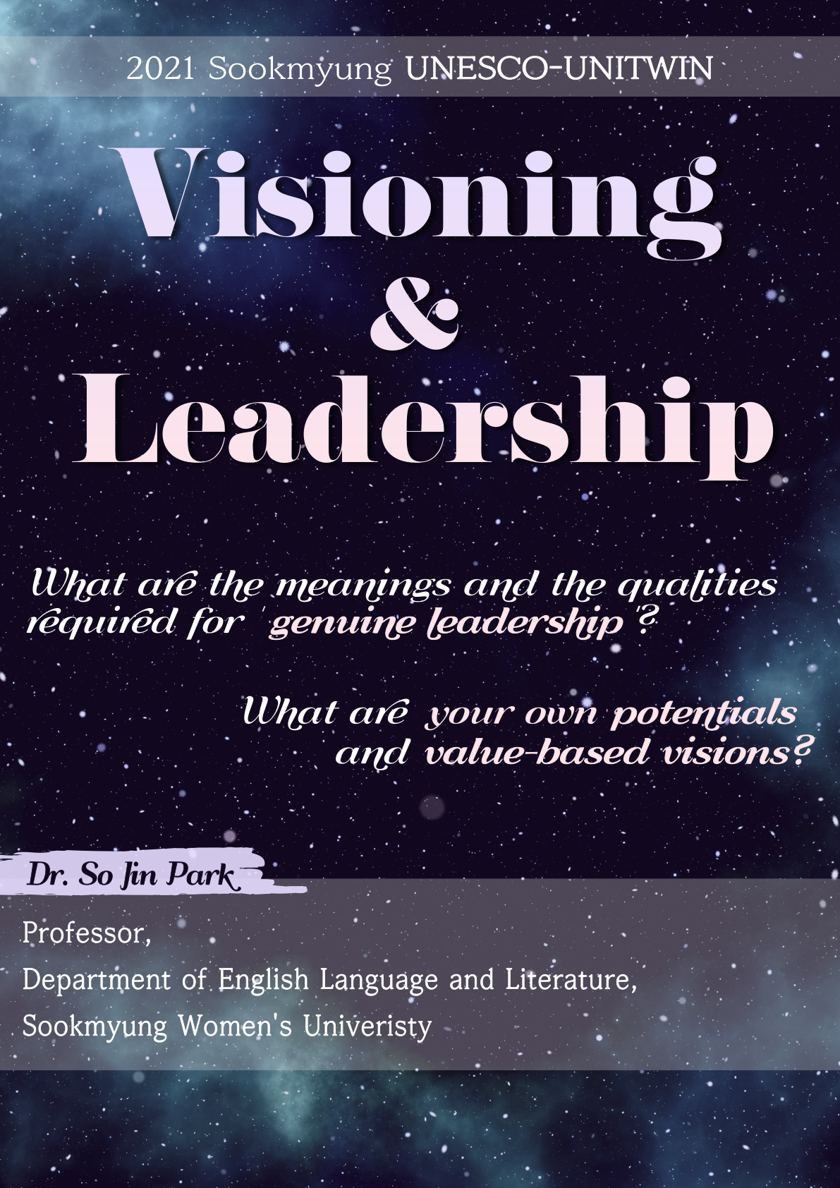 Leadership Lecture. Visioning and Leadership.png